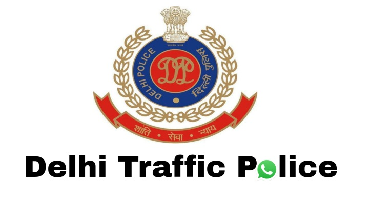 delhi traffic police whatsapp number