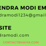 narendra modi email