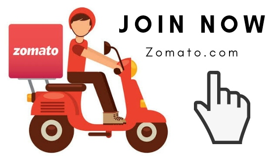 zomato delivery job