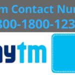 paytm customer care phone number