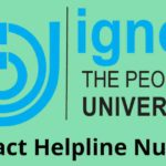 ignou helpline phone number
