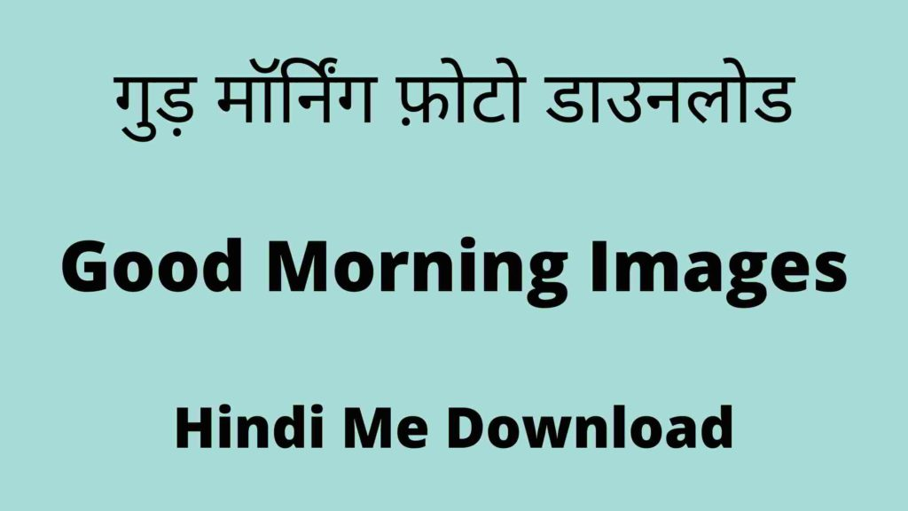 Good Morning Images Download, Photos